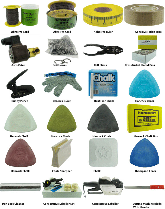 Consumables Catalogue Page 1
